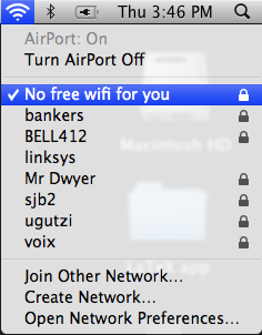 Did You Came Across Any Of These Wifi Network Names (24) 2