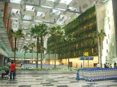 Changi Airport, Singapore