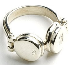 Headphone Ring