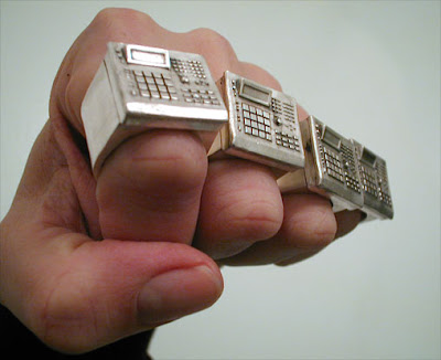 Drum Machine Rings