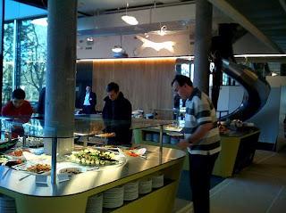 Google Zurich Canteen (2) 1