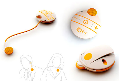 Clipset - Bluetooth Headset