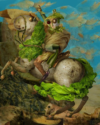 Fruits And Vegetables Art (9) 3