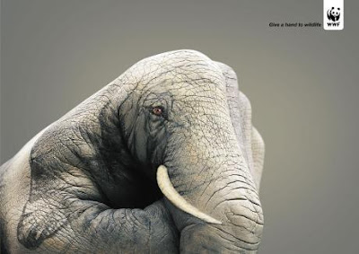 15 Creative and Cool Uses of Painted Hand In Advertisements  (15) 10