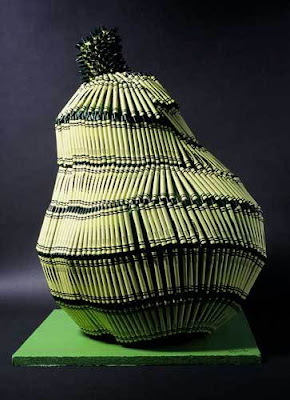 Crayola Crayons Sculptures (7) 2