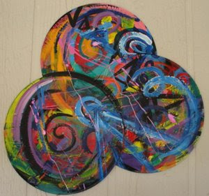 Creative and Cool Ways To Reuse Old Vinyl Records (50) 24