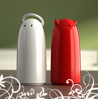 30 Creative Salt and Pepper Shakers (30) 1