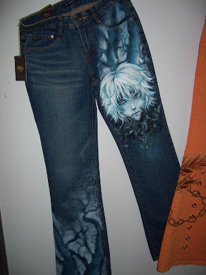 Creative and Cool Ways To Reuse Old Denim Jeans (36) 33
