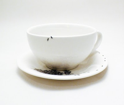 Ants On Cup and Saucer (4) 2