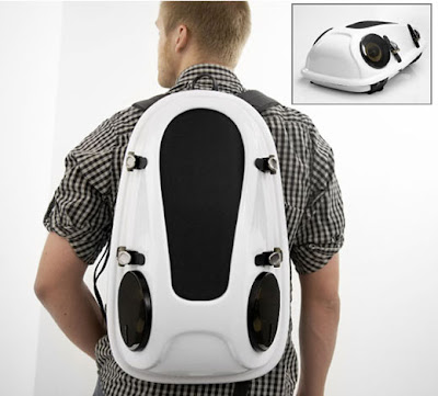 30 Innovative and Cool High Tech Backpacks.