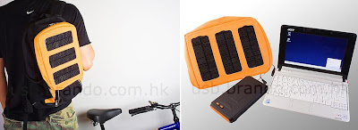 Cool and Innovative Solar Rechargers (15) 15