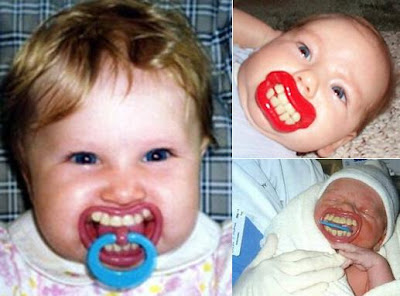 Cool and Unusual Pacifier Designs (8) 7
