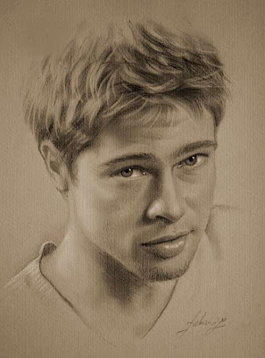 30 Photorealistic Pencil Sketches and Portraits (30) 13