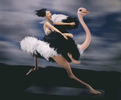 Realistic Fabric Sculptures by Lisa Lichtenfels (10) 4