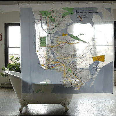 21 Creative and Cool Subway Map Inspired Designs (21) 5