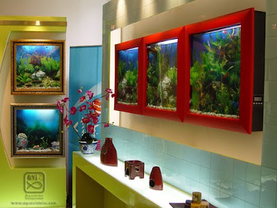 Unusual Aquariums and Creative Fish Tanks Designs (9) 7