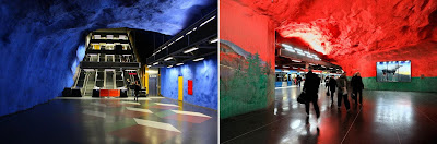 Artistic and Creative Swedish Subway System (21) 4