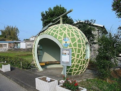 25 Cool and Unusual Bus Stops - Part 3 (25) 21