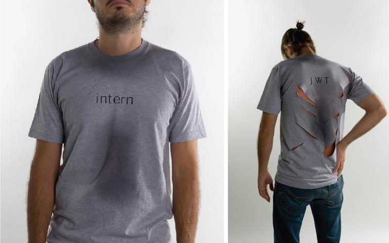 20 clever and creative t shirt inspired advertisements for T shirt advertising business