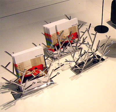 30 Creative and Cool Magazines Holders (30) 25