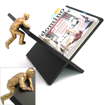 30 Creative and Cool Magazines Holders (30) 17