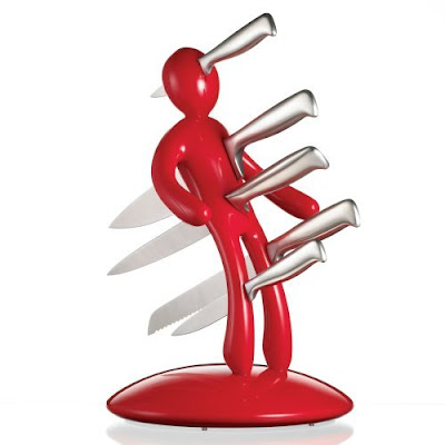 12 Creative and Cool Knife Block Designs (12) 11