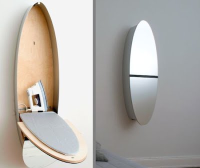 12 Creative and Cool Ironing Board Designs (21) 1