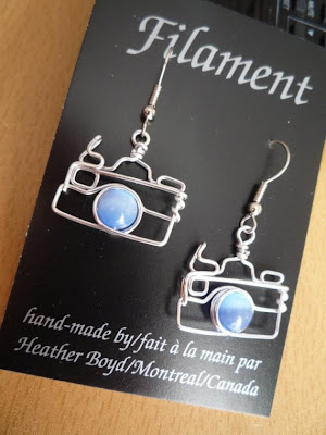 18 Creative and Cool Camera Earrings (18) 8