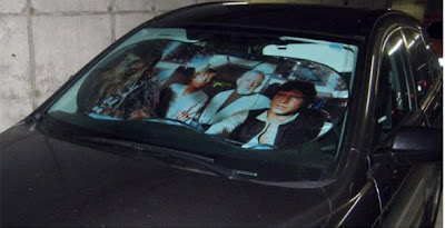 6 Creative and Cool Car Sunshades (6) 4
