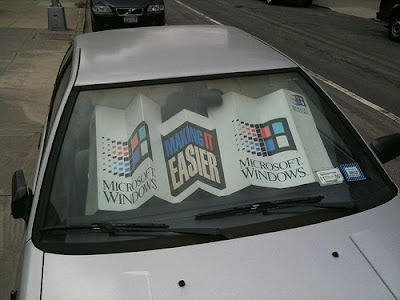 6 Creative and Cool Car Sunshades (6) 5