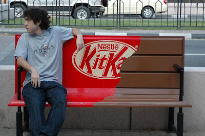16 Creative and Clever Bench Advertisements (16) 10