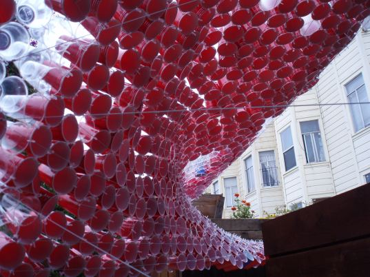 Creative and Alternative Use of Plastic Cups (30) 6 & Computer News: Interesting updates from Crookedbrains.
