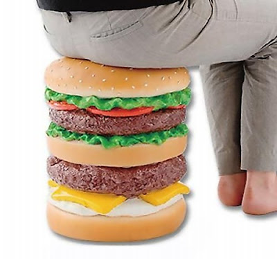 18 Creative and Cool Burger Inspired Gadgets and Designs (20) 7
