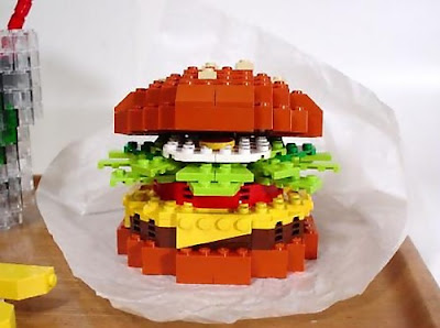18 Creative and Cool Burger Inspired Gadgets and Designs (20) 12