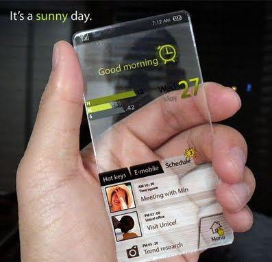 Creative and Cool Transparent Gadgets, Designs and Concepts (60) 36