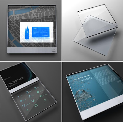 Creative and Cool Transparent Gadgets, Designs and Concepts (60) 30