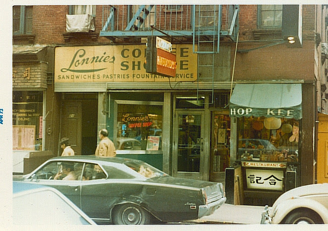 LONNIE's IN 1973