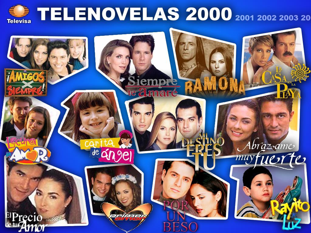 Tlnovelas telev telenovelas televisa 2000