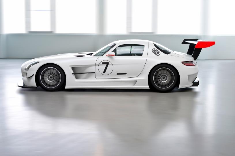 2010 Mercedes-Benz SLS AMG GT3 09