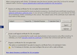 ¿Como configurar el rol Terminal Server en Windows Server 2008? 7