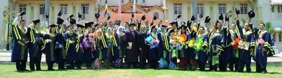PRE-UNIVERSITY of SMK Tambunan