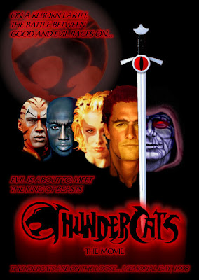 Thundercat Movie 2011 on Los Thundercats O Felinos C  Smicos Fue Una Serie Animada De Los