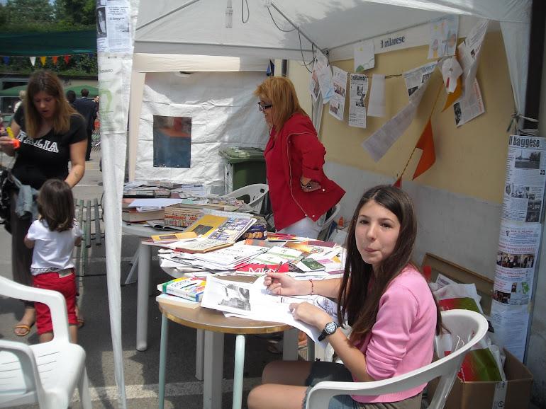 Sagra di S. Cristoforo 2009/2010.. un'ARTISTA!