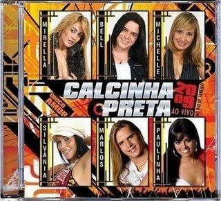 Calcinha Preta 2009   Ao Vivo No RJ | músicas