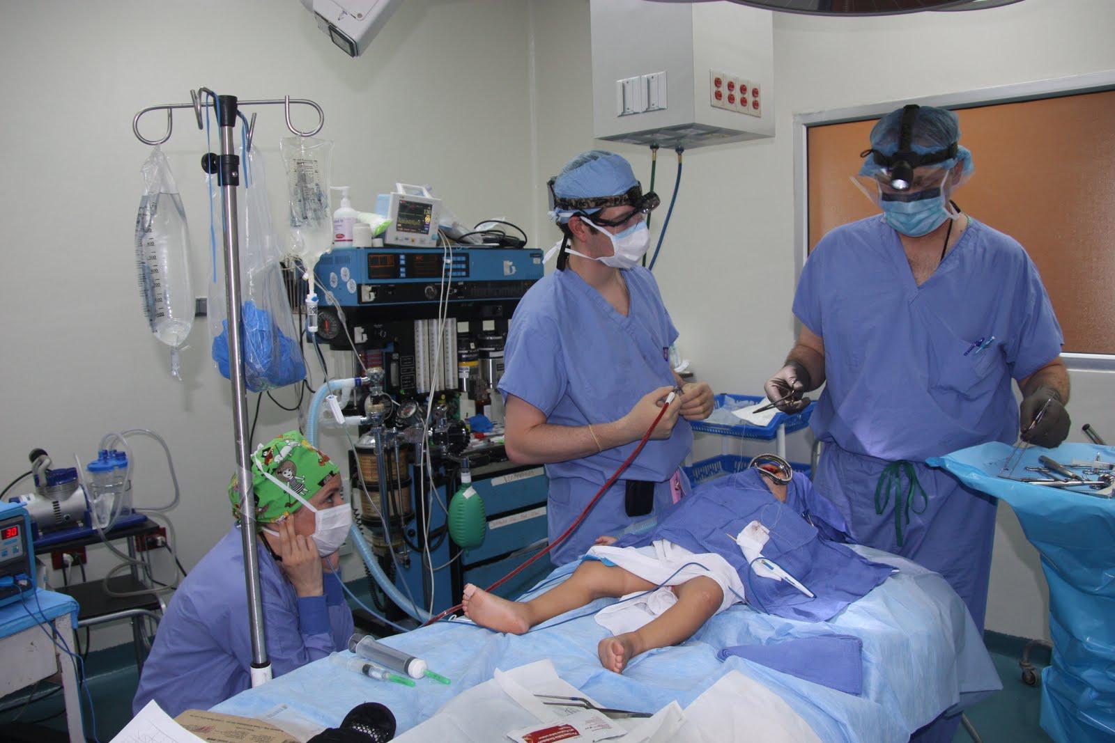 Teresa Searcy And Smart Medical Teams In Honduras April 8