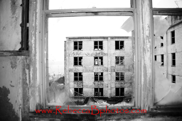 Whittier Alaska Haunted Buckner Building