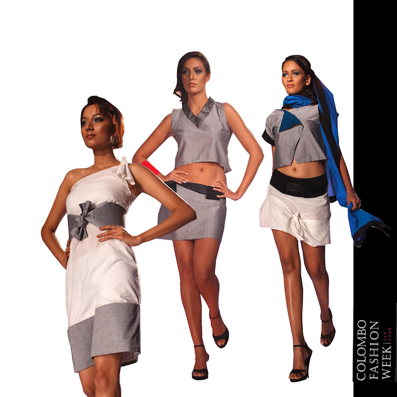 fashion collection created by hand woven fabric created from tsunami  title=