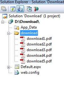 Include some files inside the folder