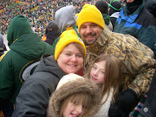 Green Bay Game (it was Cold)