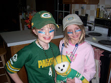 Packer fans..Diva and friend!